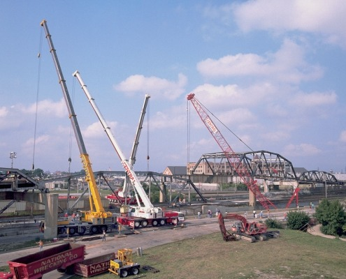 Ogden Avenue Bridge, Cicero, IL