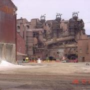 Algoma Steel, Sault Ste. Marie, Ontario, Canada