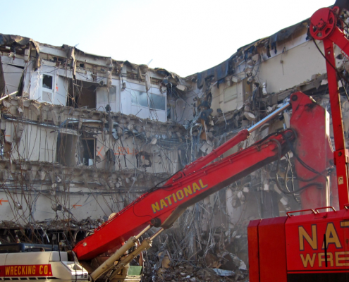 Structural Demolition Services Chicago