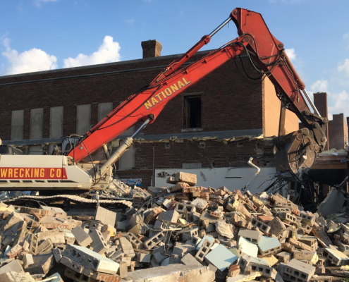Partial Demolition Services